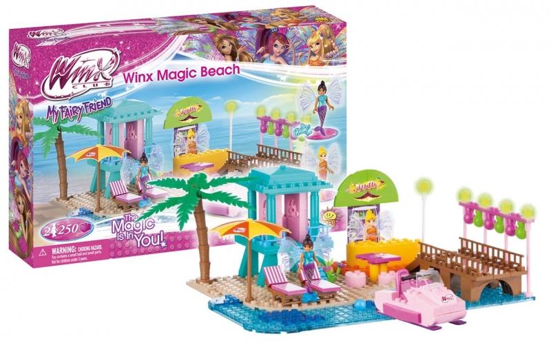 Stavebnica WinX - Pláž