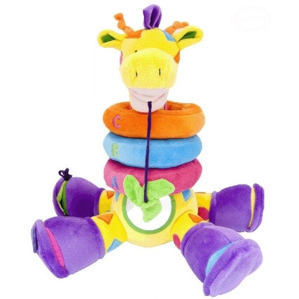 Euro Baby Interaktívna hračka - Žirafa