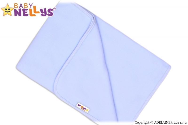 Deka / dečka polar Feel Baby Nellys ® - blue