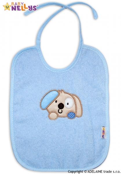 Podbradník PSÍK Baby Nellys ® - sv. modrý