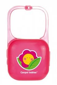 Puzdro na cumlík - ružové Canpol Babies