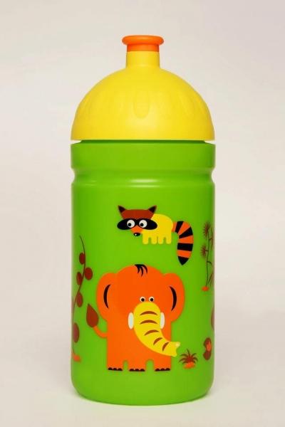 Zdravá fľaša - 0.5l - Zvieratká