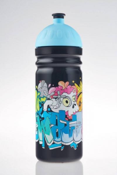 Zdravá fľaša - 0.7l - Graffiti