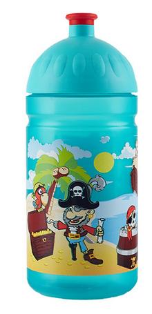 Zdravá fľaša - 0.5l - Piráti