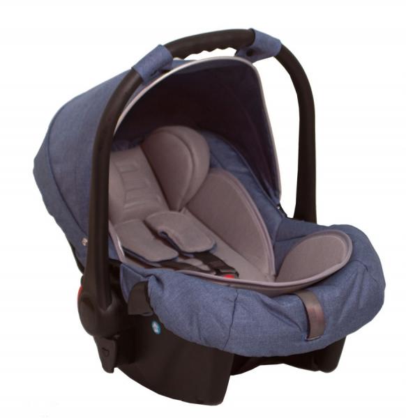 Autosedačka 0 -13kg Coto Baby APRILIA - ľan jeans