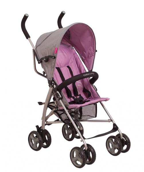 Golfový kočík Rhythm Coto Baby 2020 - fialová / sivá