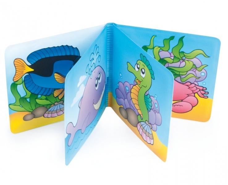 Mäkká knižka pískacia Canpol Babies - PIRÁTI