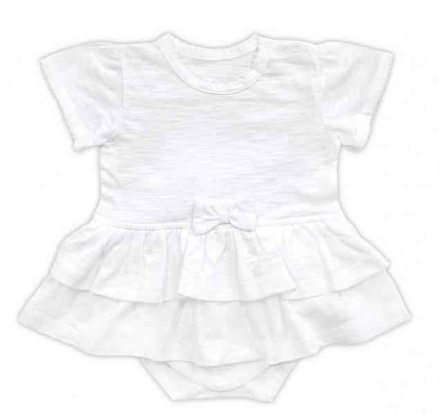 Sukničko- body krátky rukáv NICOL ELEGANT BABY GIRL