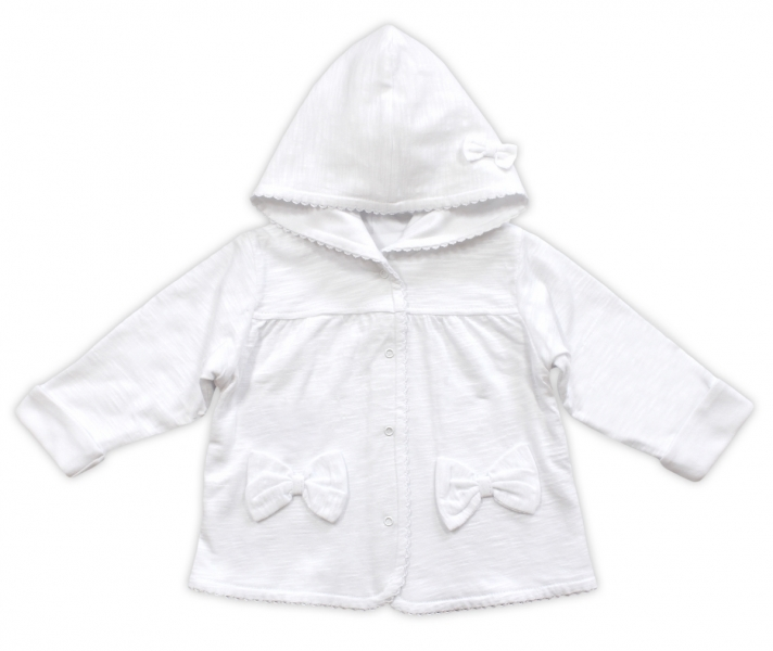 Bundička / kabátik NICOL ELEGANT BABY GIRL-56 (1-2m)