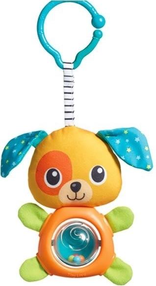 Závesná hračka s hrkálkou TINY LOVE Psík