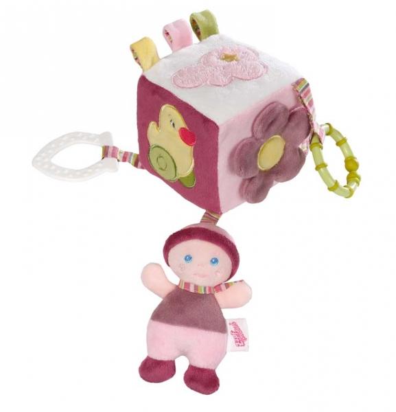 BABY BORN for babies kostička s aktivitami pre bábätko