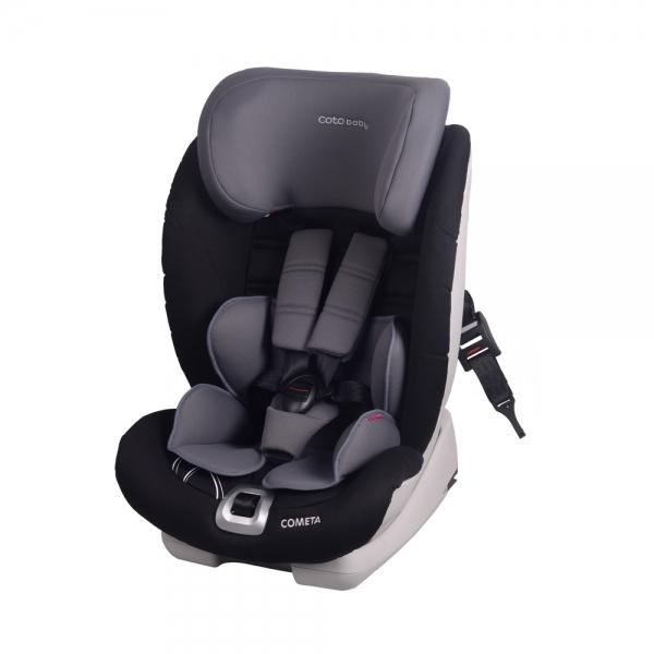 Coto Baby Autosedačka COMETA Isofix - 9-36 kg - Šedá