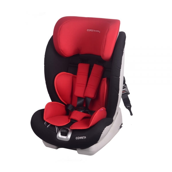 Coto Baby Autosedačka COMETA Isofix - 9-36 kg - Červená