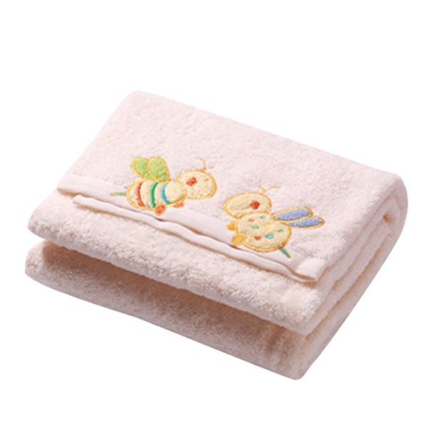 Luxusné uterák Baby Ono - smotanovej rybičky