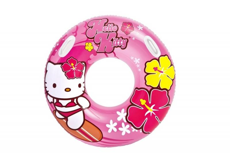 Rappa Nafukovacie koleso Hello Kitty, 97 cm