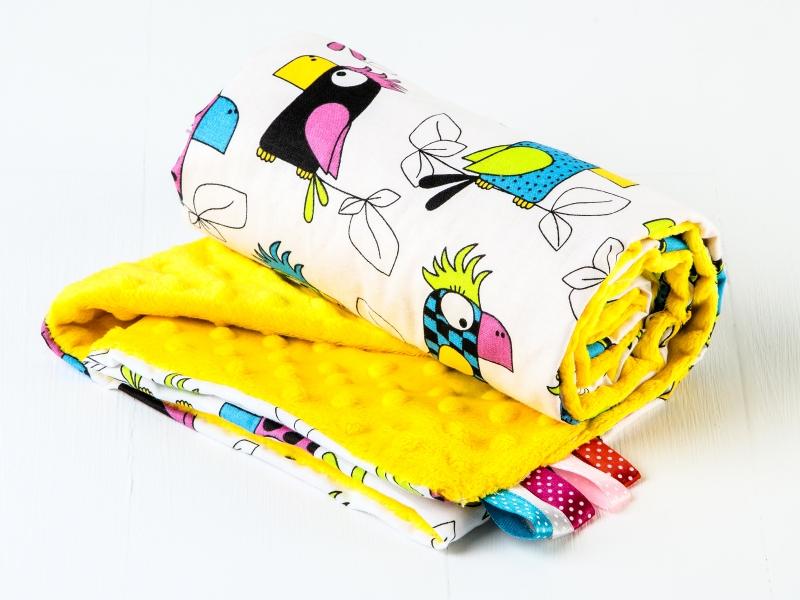 Minka Baby Luxusný dečka - vzor: 287726