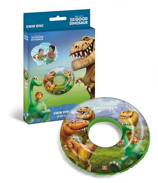 Nafukovací kruh 50 cm - Hodný Dinosaurus