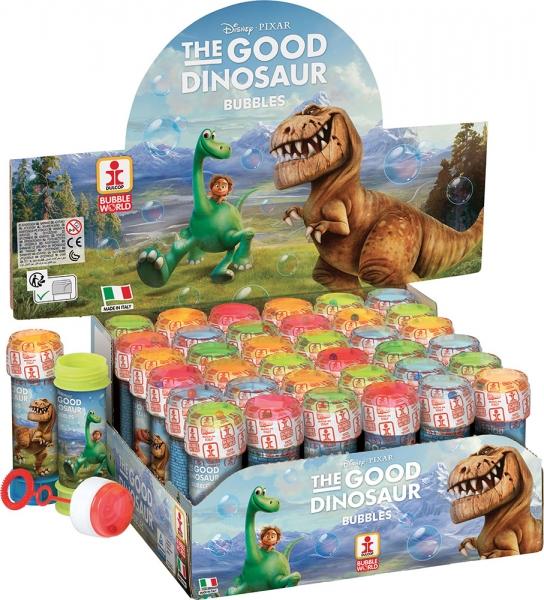 Bublifuk Hodný dinosaurus 60 ml