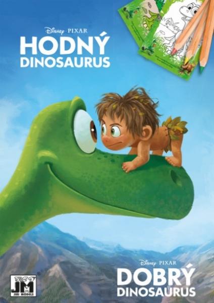 Rappa Omaľovánka A5 Hodný dinosaurus