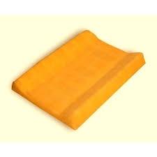 Jersey poťah na prebaľovaciu podložku oranžový