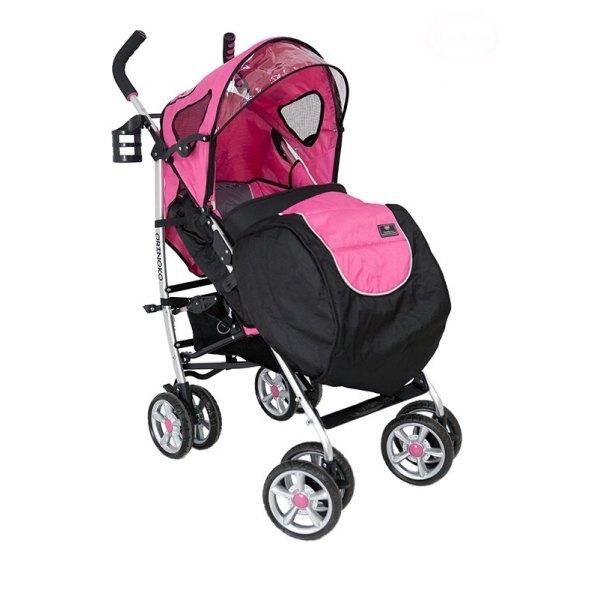 Športový kočík ORINOKO - ružový
