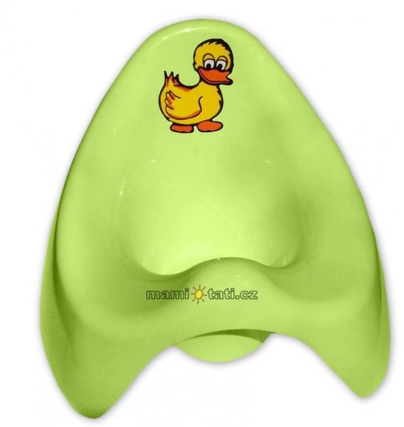Tega Baby Nočník KAČIČKA - farba zelená