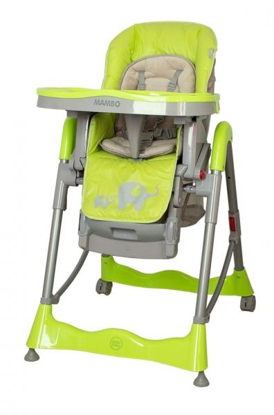 Coto Baby Jedálenský stoliček  Mambo Green