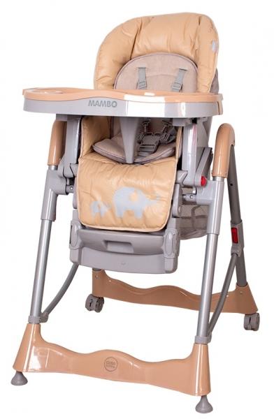 Coto Baby Jedálenský stoliček  Mambo Beige