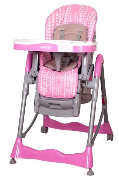 Coto Baby Jedálenský stoliček  Mambo Pink