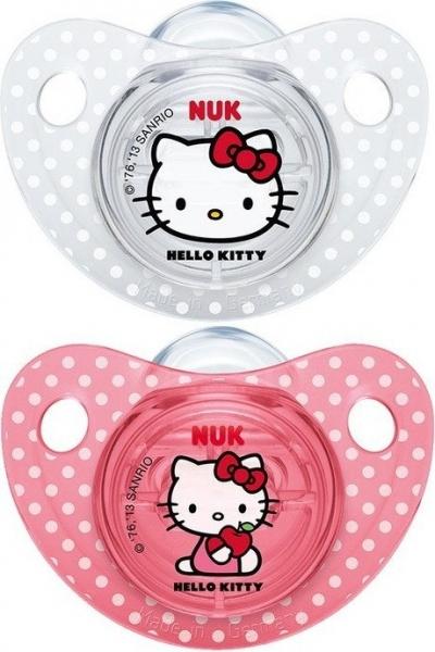 Cumlíky NUK Hello Kitty
