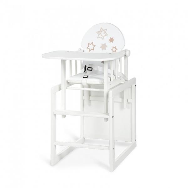Jedálenská stolička Radek VII
