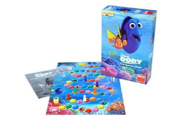 Teddies Hľadá sa Dory spoločenská hra v krabici 20x29x6cm