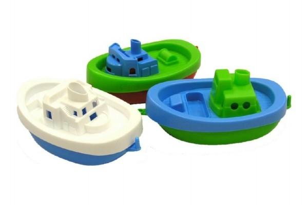 Loď / čln do vody 3ks plast 15cm v sáčku 3ks od 12 mesiacov