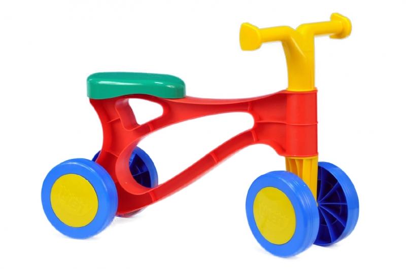 Odrážadlo / rolocykl plastové, farebné