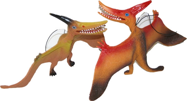 Rappa Dinosaurus pteranodon, 2 druhy, 30,5 cm