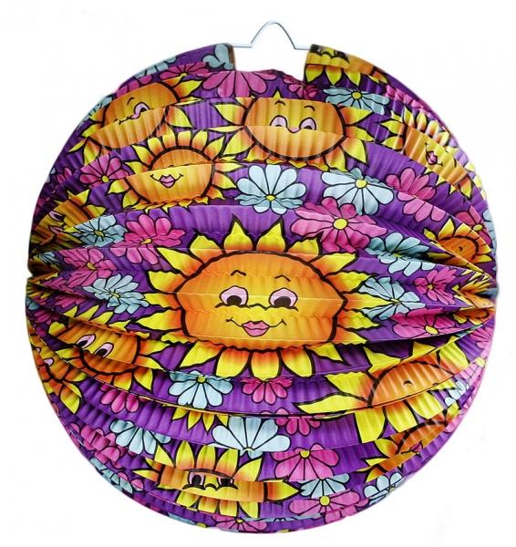 Rappa Lampión gule, slnečnica, 25 cm