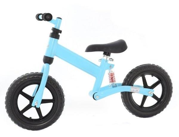 Detské odrážadlo-kolo - modré