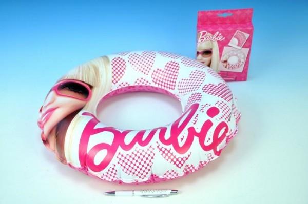Kruh nafukovacie Barbie 41cm v krabičke