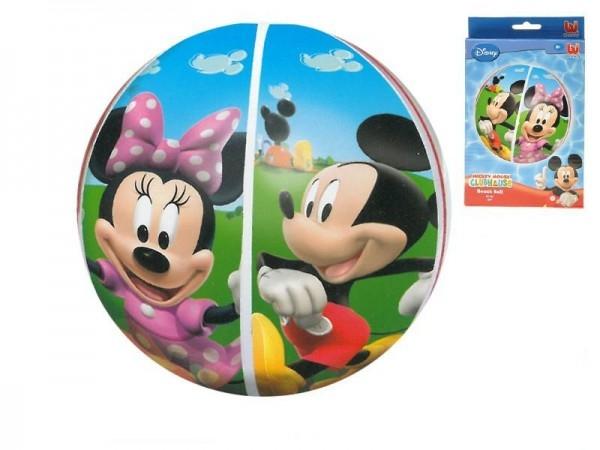 Mikro Trading Lopta Mickey Mouse 51cm 24m+ v krabičce