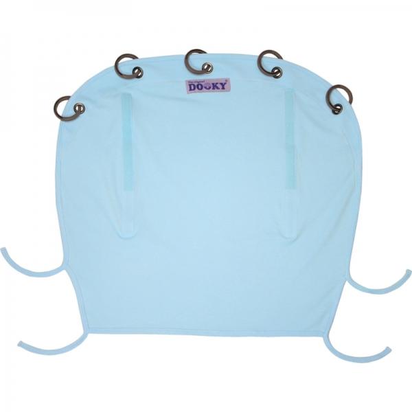 Clona do kočíka, autosedačky Dooky - Baby modrá