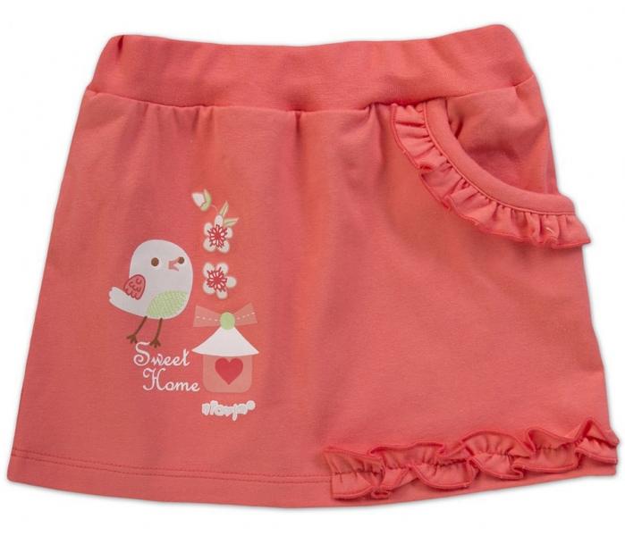 bad09f69ddf9 Suknička Little Bird - korálová