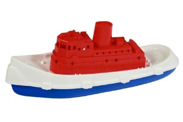 Teddies Loď / Čln rybárska kutr plast 26cm