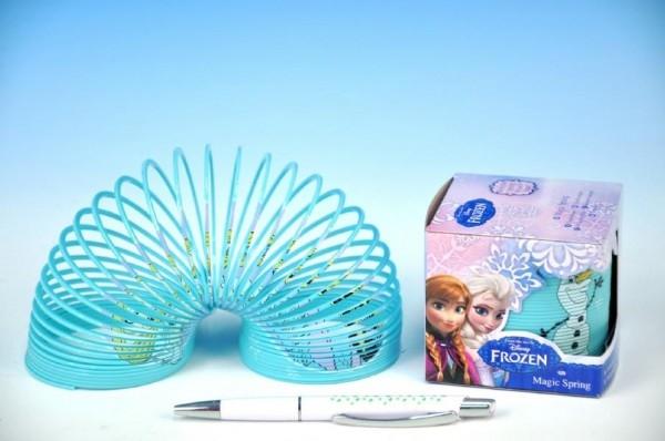 Magická špirála plast 7,5cm Frozen / Ľadové kráľovstvo v krabičke