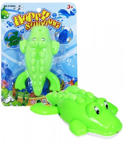 Krokodíl do vody na natiahnutie