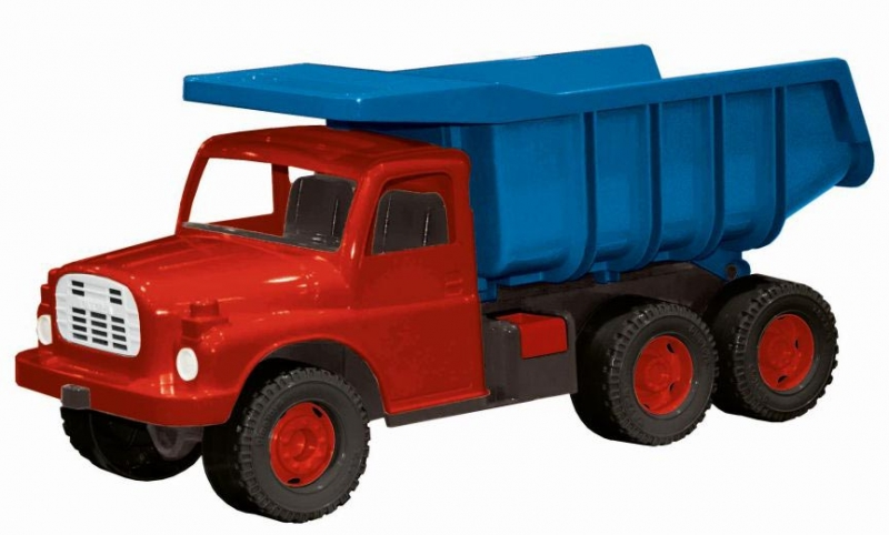 Rappa Auto Tatra 148 modro-červená, plastová