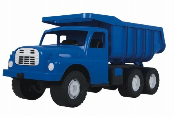 Teddies Auto Tatra 148 plast 73cm v krabici - modrá