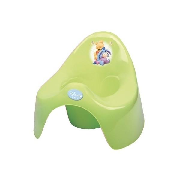 Voňavý nočník Macko Pú - zelený