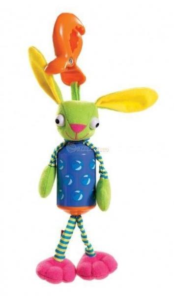 Závesná hračka TINY LOVE Zvoneček Králiček Bunny