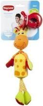 Závesná hračka TINY LOVE Zvoneček žirafka