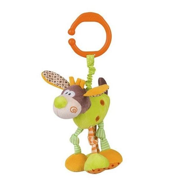 Plyšová hračka s vibrácií Baby Ono - Psík